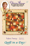 Fabric Frenzy: Eleanor Burns Signature Quilt Pattern 735272012702