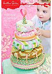 Heather Bailey Sewing Patterns: Happy Stacker Ring Toy