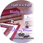 Blocks to Quilt DVD