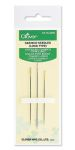Clover Long Sashiko Needles