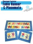 Amys Wagon Wheel Creations: Charmed Twister Table Runner and Placemats