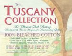 Hobbs -Tuscany, 100% Bleached Cotton Quilt Batting FULL