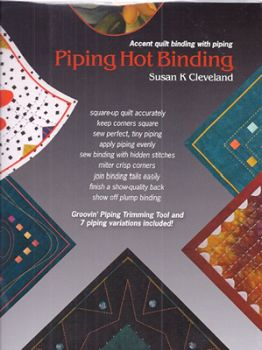 Piping Hot Binding