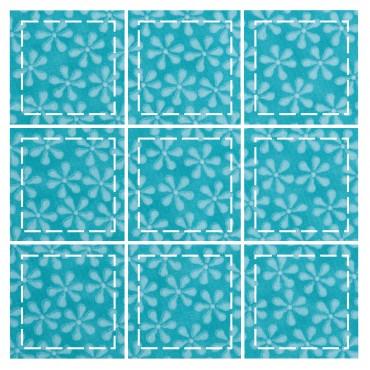 Accuquilt Die 55059 Square 2.5 inch Multiples