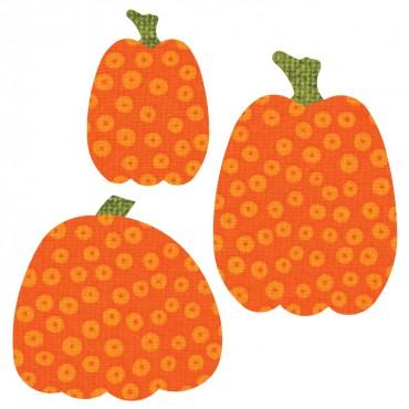 Accuquilt Die 55323 Pumpkins