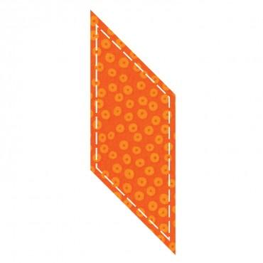 Accuquilt Die 55004 Parallelogram 3.75 inch