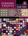 Turning Twenty Simply Sashed Booklet by Tricia Cribbs