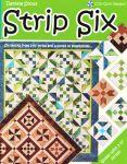 Cozy Quilt Designs: Strip Six