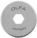 Olfa 18mm Replacement Rotary Blade 2/Pkg
