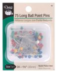 Dritz Long Ball Point Pins 1-1/2 in