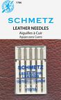 Schmetz 5 Leather Needles 110/18