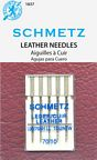 Schmetz 5 Leather Needles 70/10