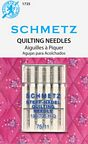 Schmetz 5 Quilting Needles 75/11