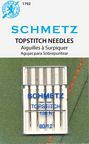 Schmetz 5 Topstitch Needles 80/12