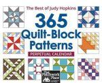 365 Quilt-Block Patterns Perpetual Calendar The Best of Judy Hopkins