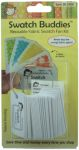 Clearance - Swatch Buddies Fabric Fan 24 pack