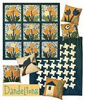 Cabbage Rose: Dandelions