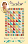 Dessert Time: Eleanor Burns Signature Quilt Pattern Seconds
