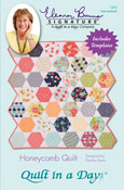 Honeycomb Quilt: Eleanor Burns Signature Pattern Seconds