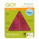 Accuquilt Die GO! 55429 Equilateral Triangle 4.5 Inch Sides
