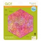 Accuquilt Die 55438 Hexagon 4.5 Inch Sides