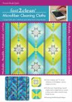 Fast2Clean French Braid Quilt Microfibr Clean Cloth