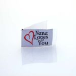 Tag It Labels Nana Loves You