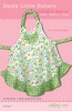 Cabbage Rose - Sassy Little Sisters Child's Apron