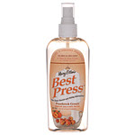 Best Press - Starch Alternative - Travel Size - Peaches & Cream 6oz.