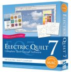 Electric Quilt 7 Quilt Design Software for MAC