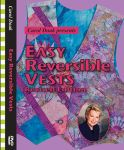 Carol Doak Presents Easy Reversible Vests Dvd