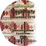 Strip TZZ - December - Diamond Studded Courthouse - DVD