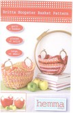Britta Hoopster Basket - Hemma Designs