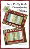 Clearance - Set a Pretty Table Pattern  by Annie