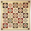 Clearance - Churndash Star - Snuggle Quilts