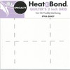 HeatnBond 2 inch Grid White