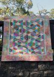 Cut Loose Press - Hexie Confetti Quilt Pattern