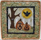 The Wooden Bear Quilt Designs: October Jacks