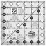 Creative Grids Quilting Ruler 6 1/2in Square  CGR6
