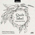 Quilt Label Collective CD Vol 2