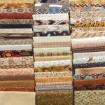 Five Fat Quarter Bundle - Brown