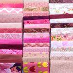Five Fat Quarter Bundle - Pink