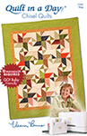 Chisel Quilts: Eleanor Burns Signature Accuquilt Pattern