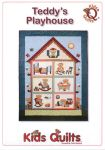 Clearance - Kids Quilts - Teddys Playhouse