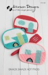 Atkinson Designs: Snack Shack Hot Pads