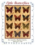 Little Butterflies by Laundry Basket Quilts - Edyta Sitar