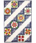 2018 - Block Party Fabric Kit - Forty Fabulous Lap Quilt Kit