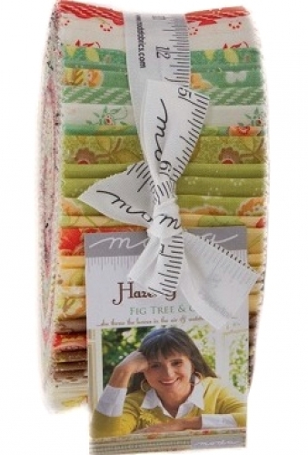 Hazel & Plum Jelly Roll by Fig Tree & Company Moda Precuts