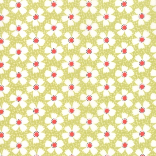 MODA FABRICS - Farmhouse II - Meadow - #1746-