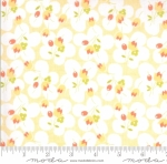 MODA FABRICS - Chantilly - Posies Sunshine